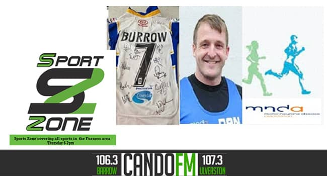 SportZone with guest Dan Hayes 7 Oct 21