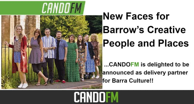 New Faces for Barrow's Creative People and Places