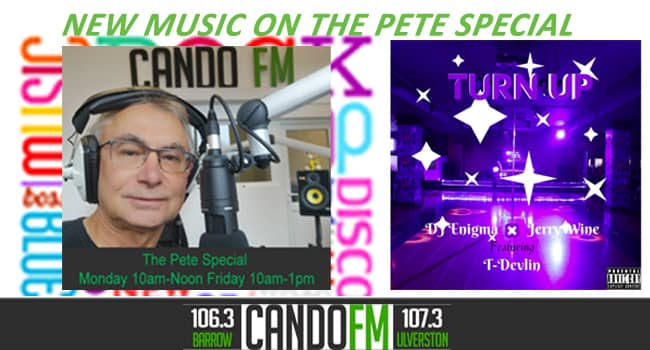 The Pete Special with DJ Enigma 23 Jul 21