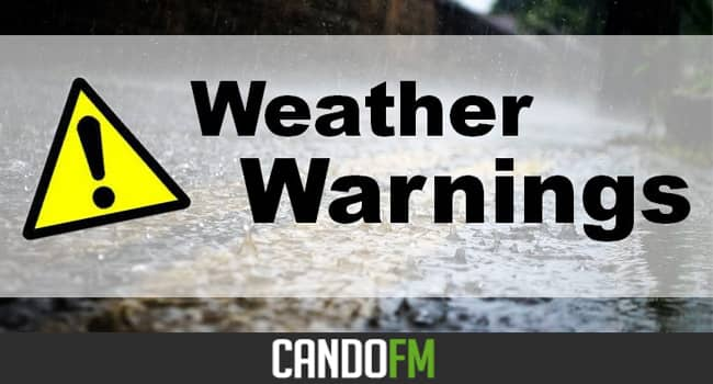 Yellow warning for North West England – Rain
