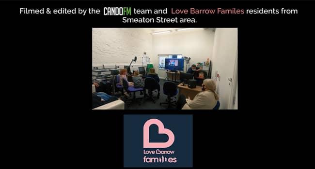Love Barrow Families – Smeaton Street Garden Project