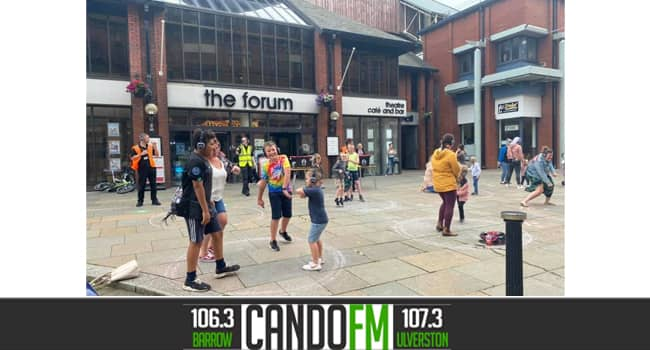 The Pete Special LIVE link – Silent Disco in the Town Square 4 Jun 21
