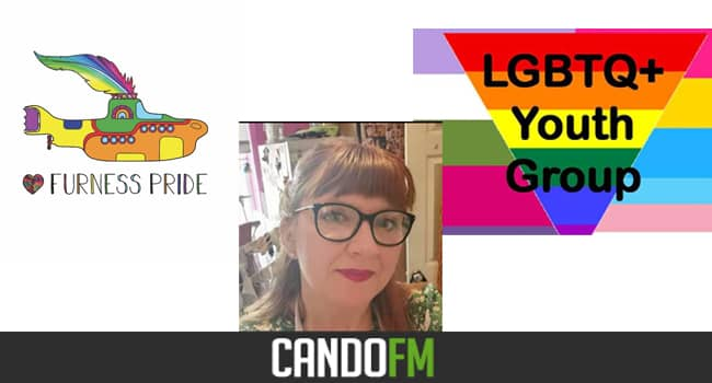 Deb Henry chats with CJ and Kye about virtual Pride