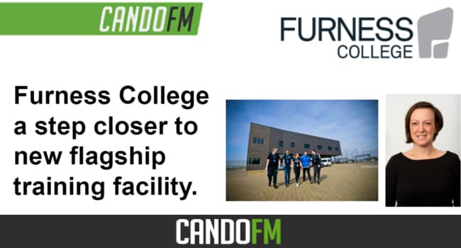 Furness College a step closer to new flagship training facility