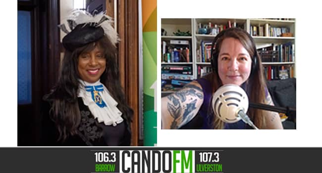 Mai in the Afternoon with guest Marcia Reid Fotheringham Interview
