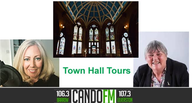 Andrea in the Afternoon with guest Helen Wall, Mayor of Barrow