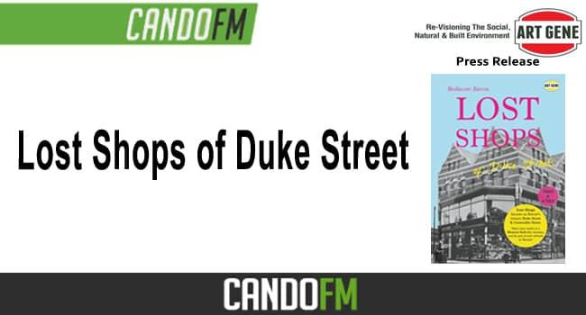Lost Shops of Duke Street