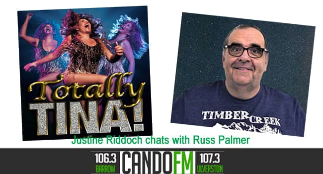 Justine Riddoch chats with Russ Palmer