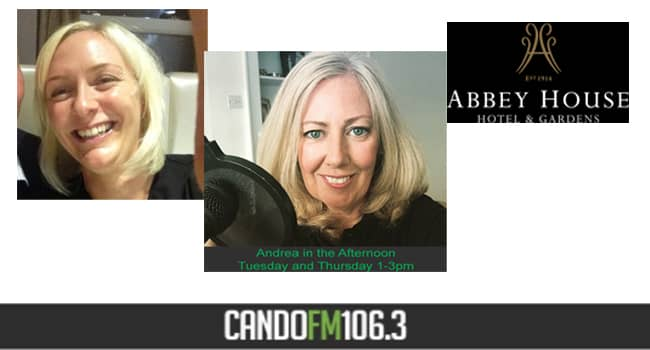 Andrea chats with Donna Conroy, Abbey House Interview